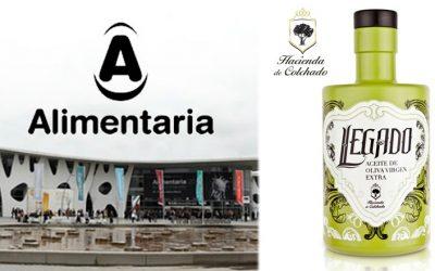 HACIENDA DE COLCHADO PRESENTE EN ALIMENTARIA 2018