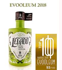 LEGADO, UN AÑO MÁS AOVE TOP100 MUNDIAL