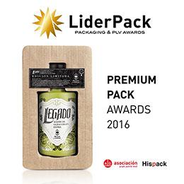 LEGADO PREMIO LIDERPACK