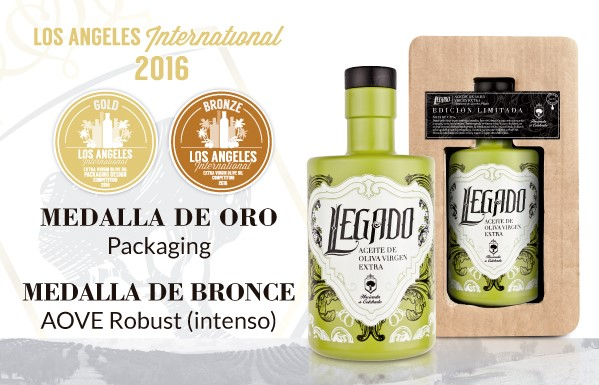 packaging legado premio